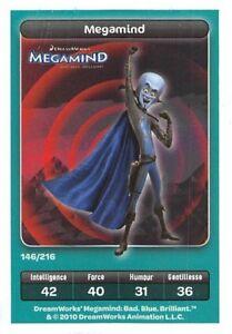 Karte-Carrefour-Dreamworks-Megamind-Megamind-Nr-146