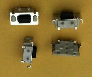 100X6x6x9.5mm 4 Broches DIP Interrupteur a bouton poussoir tactile de PCB V5L6