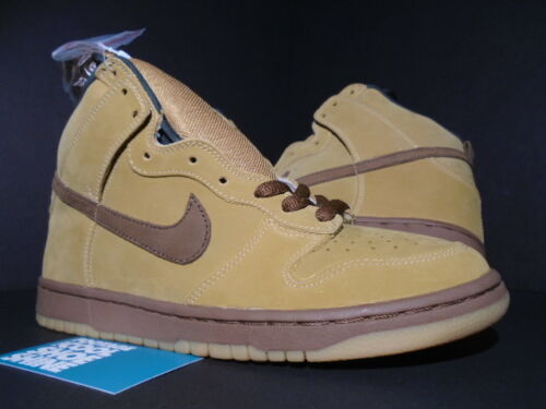 Bison Forbes Pro 9 Nike 305050 221 Reese High Dunk Sb 2002 Gum Marrón Wheat Maple R41gc