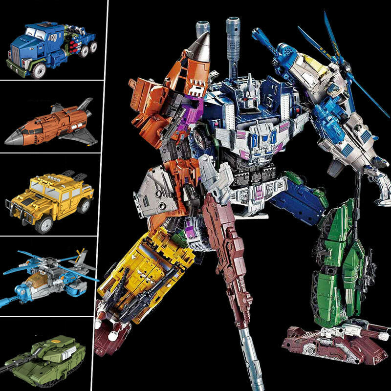 3rd Wave YUEXING Robot Oversized Bruticuus WITH Box boy toys In Stock
