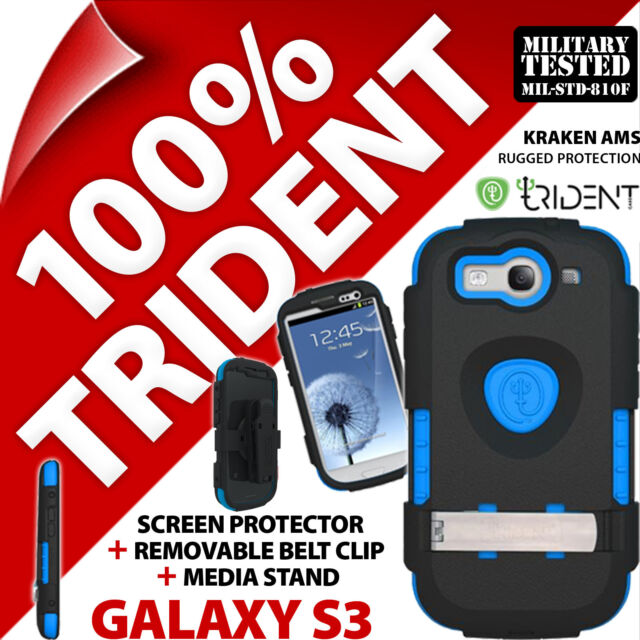 TRIDENT KRAKEN AMS protectrice dure Coque Pour Samsung Galaxy i9300 S3 SIII