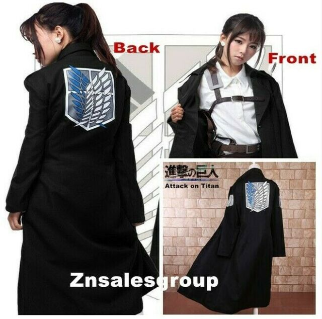 Attack on Titan Scouting Legion Dexlue Jacket FREE P/&P
