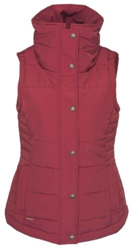 Pomegranate Horse Equestrian Toggi Country Padded Gilet Outdoor Ladies Riding Ampleforth qwwBz1a