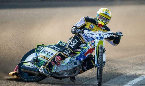 CHRIS HOLDER Australian Speedway Rider  NEW ART PRINT POSTER # 29 A3//A4 Size