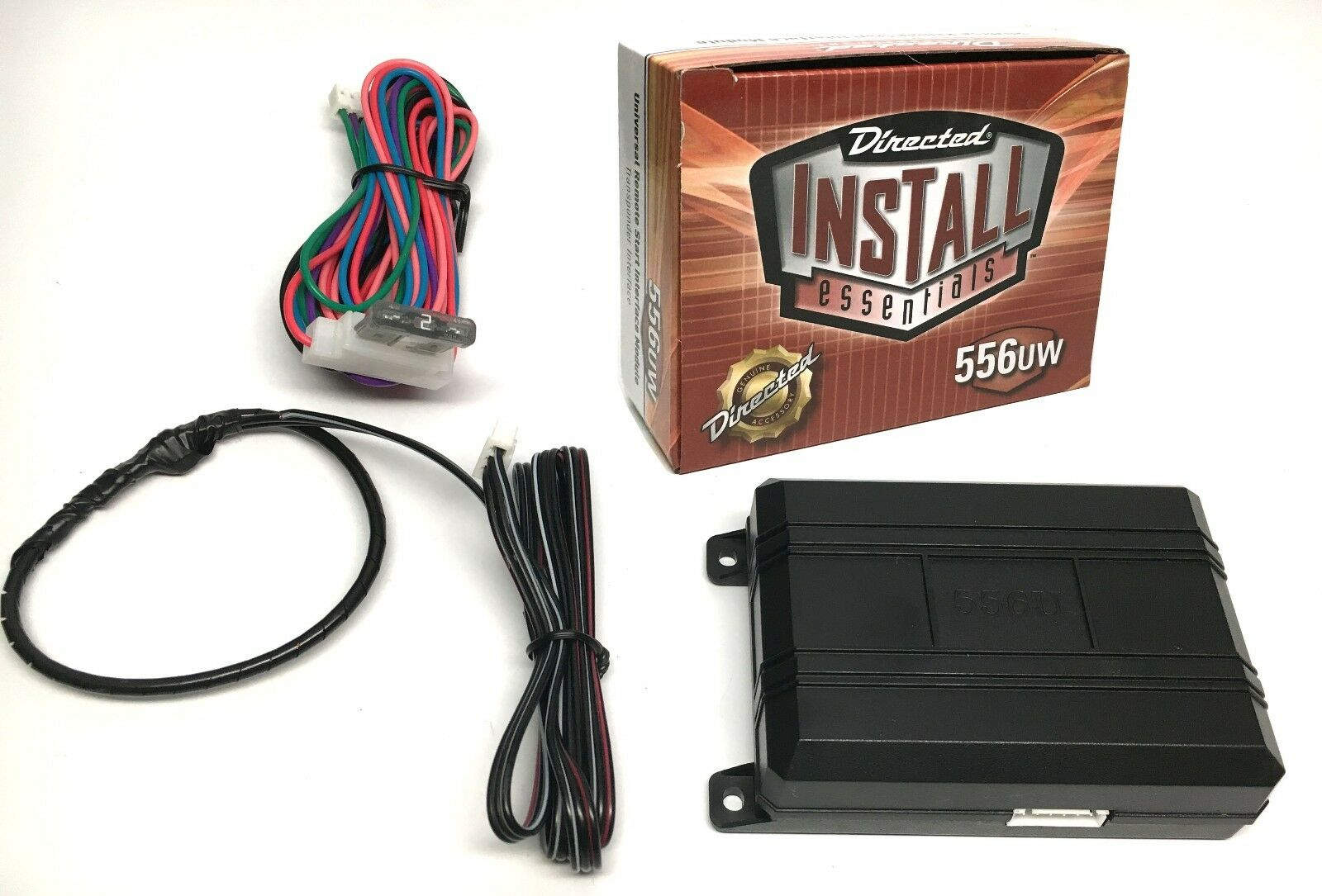 DIRECTED INSTALLATION ESSENTIALS 556UW Universal Remote-Start Interface
