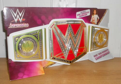 WWE-Raw Women/'s Championship-Toy version