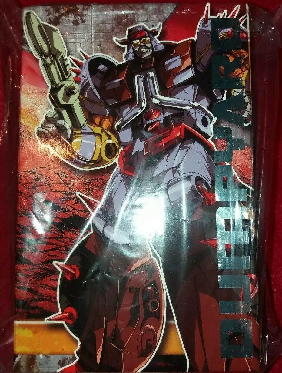 NEW. Transformers Masterpiece KFC Toys E.A.V.I. METAL 6B Metallic Dumpyard