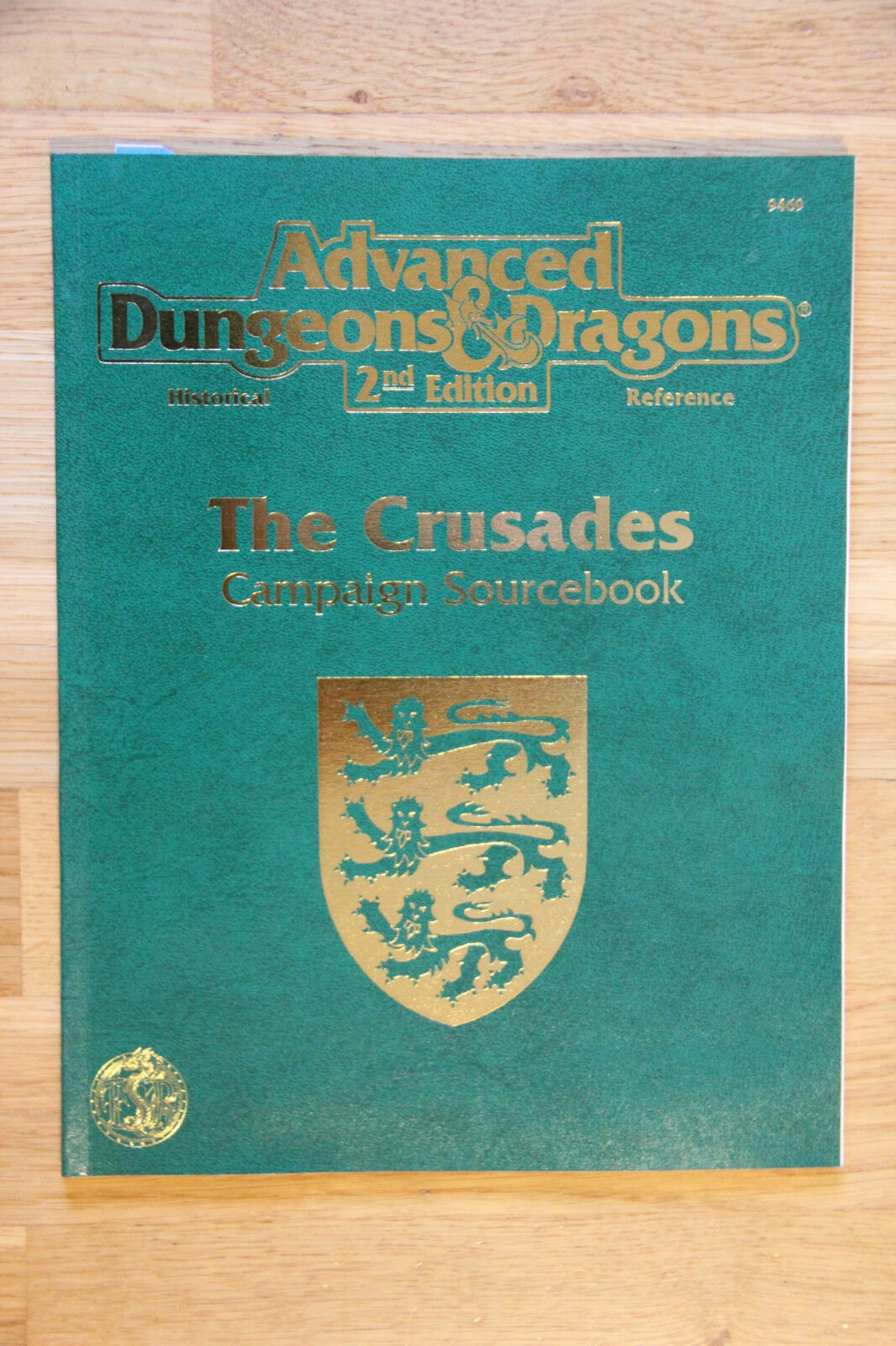 TSR - The Crusades Campaign Sourcebook (1994)