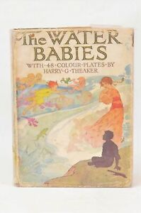 """""""The Water Babies"""" - Charles Kingsley, illustrated hardback edition with DJ"""