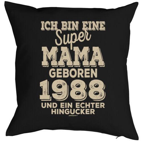 lustiges Sprüche Kissen 31 Jahre Jahrgang 1988 Geb 31 31 Geburtstag Kissen