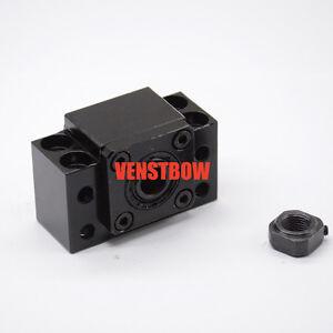 ×1 BF10~BF35 to BK10~BK35 Ballscrew End Supports ballscrew End Support CNC Parts