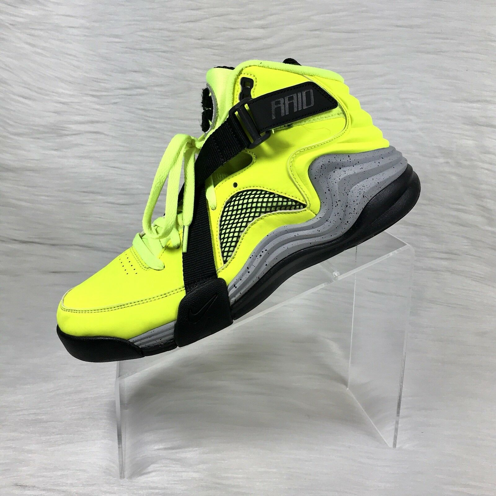 Nike Lunar Raid Men's Athletic shoes 654480-700 yellow size 10.5