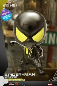 Hot-Toys-COSB617-Marvel-Spider-Man-ANITI-OCK-Suit-Bobble-Head-COSBABY-Figure-Dol