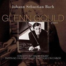 Johann Sebastian Bac - Concerto in F Major Italian / Partita a in B-Flat [New Vi