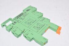 24dc//21au 2961121 24v relés rel-Mr 5x phoenix zócalo plc-bsc-24dc//21 2966016