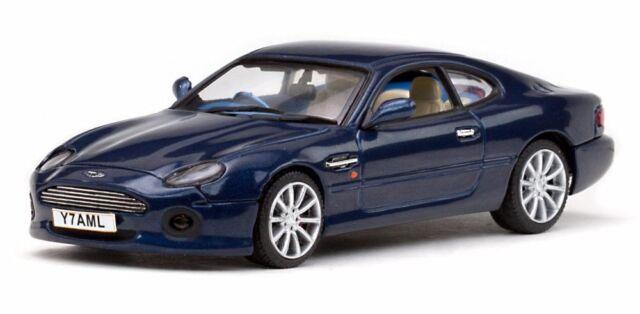 Aston Martin Db7 Vantage Blue Sun Star 20652 1 43 Scale Diecast Model Toy Car For Sale Online
