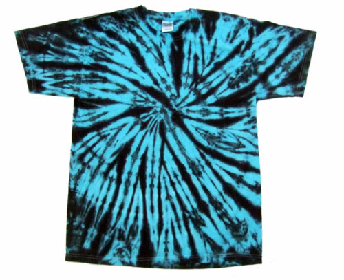 S M L XL 2XL 3XL 4XL 5XL 100/% Cotton Gildan Adult Multi-Color Tie Dye T-Shirt