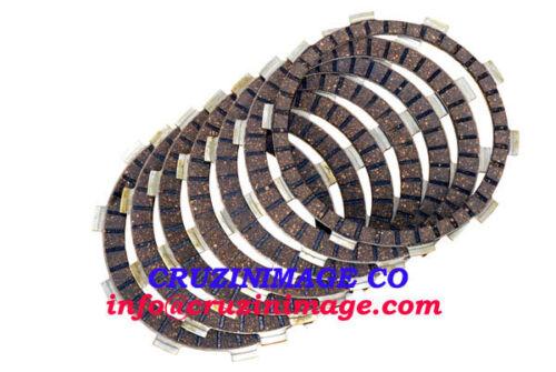 90-94 Honda CBR400 RR NC29 Gularm CLUTCH PLATE SET 7 Friction plates CD-1181
