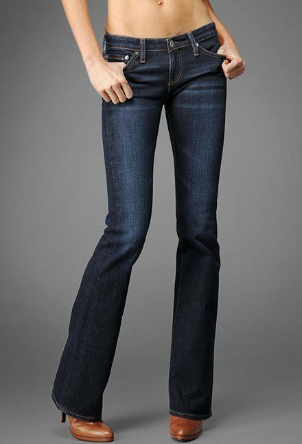 NWT  AG Adriano goldschmeid The Angel Bootcut Dark Jeans 24