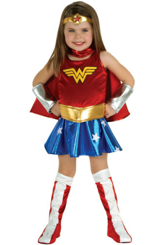DC Comics Superhero Wonder Woman Toddler Costume