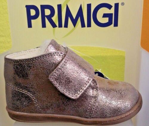 Primigi Schuhe Halbschuhe Mädchen Glitzer-Metallic-Effekt Gr 21 22 23 24 25