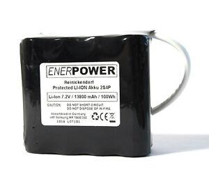 ENERpower-Reinickendorf-Akku-7-4V-14Ah-2S4P-Lupine-Sigma-My-Tiny-Sun-Molex