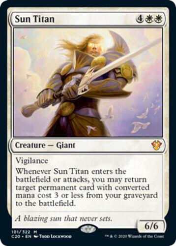 x1 Sundering Titan MTG Double Masters R M//NM English