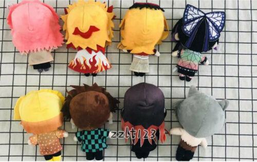 Kimetsu no Yaiba Kochou Shinobu 20CM Cosplay Plush Doll #KIM
