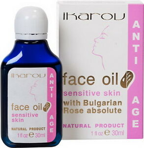 IKAROV-Anti-age-Face-Oil-Sensitive-Skin-with-Bulgarian-Rose-Almond-Avocado-30ml