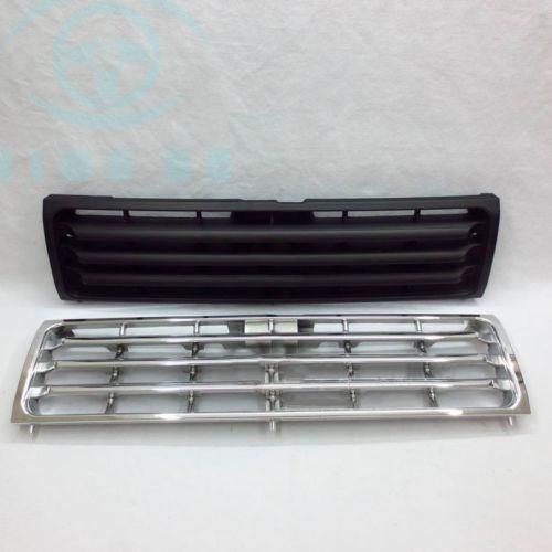 Front Grill Chrome Black For Mitsubishi Pajero Montero V31 V32 V33 V43 92-98