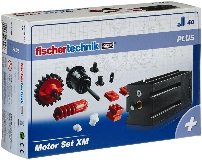 Fischertechnik 505282 - PLUS Motor Set XM   Ergänzungsset