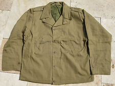 """Fury"" US Army M41 Feldjacke Combat Field Jacket US 50 Jeep Tunic WK2 WW2"