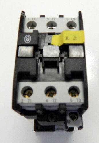 Klockner Moeller DIL 0 M-G Contact Relay 115 to 550 Volts