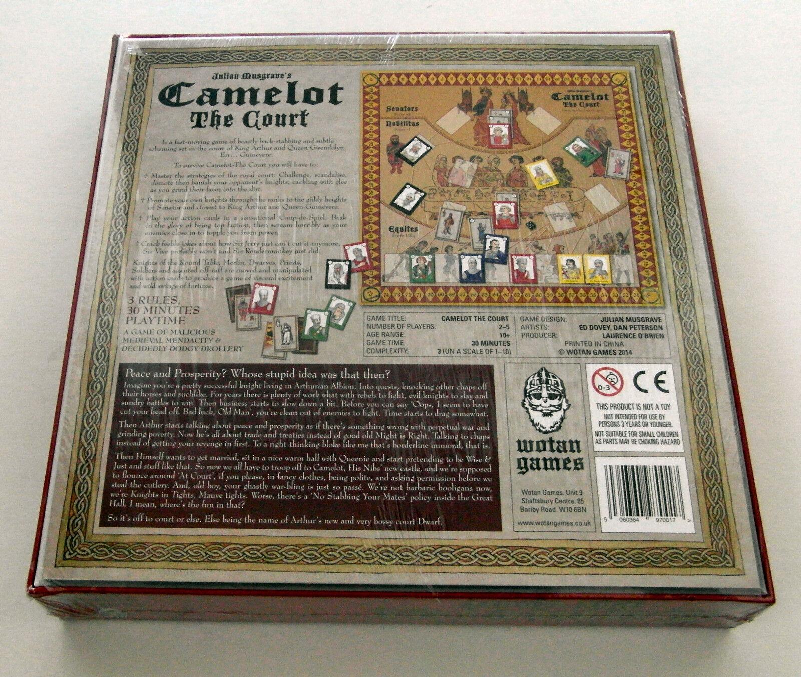 Camelot  The Court - - - Wotan Games - 2014 3eccee