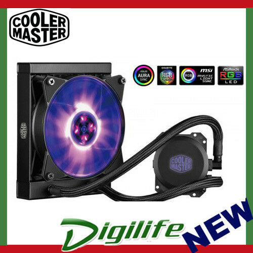 Cooler Master MLW-D12M-A20PC-R1 Master Liquid ML120L RGB Cooling System
