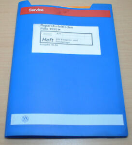 Bücher FäHig Vw Polo 3 6n Ab 1995 4av Einspritz Und Zündanlage Werkstatthandbuch Leitfaden Anleitungen & Handbücher