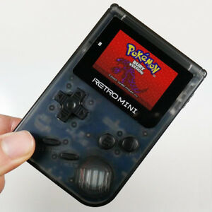 Retro mini gba 2 handheld game console emulator built in gameboy advance games ebay - Retro game emulator console ...