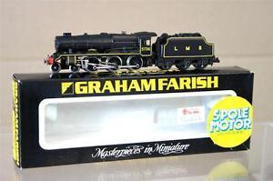 Graham-Farish-1905-Kit-Montado-Langley-LMS-4-6-0-ANIVERSARIO-Class-Loco-5736