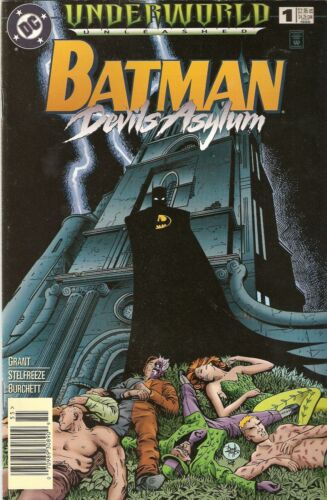 Underworld Unleashed Batman Devils Asylum /'95 1 NM A2