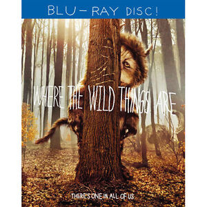 Where the Wild Things Are [Blu-ray], Good DVD, Max Records ...