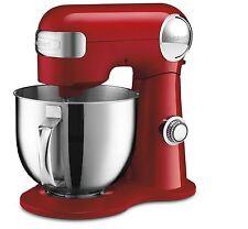 Cuisinart SM-50R 5.5quart Stand Mixer Red Appl (sm50r)