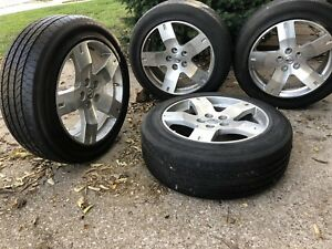 Rolls-Royce Phantom Michelin PAX tire   20081206-IMG_2326 ...  Michelin Pax Tires
