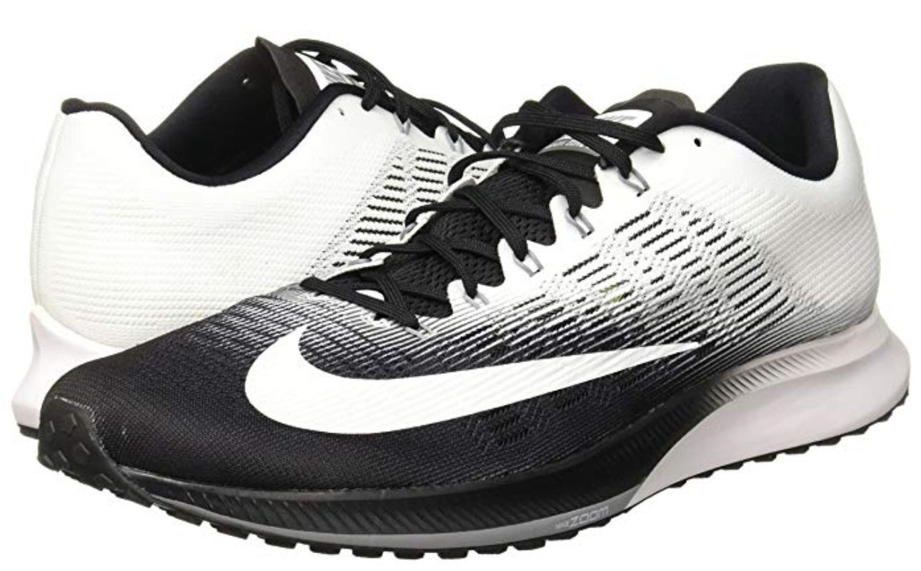 Nike Air Zoom Elite 9 Talla Us 8M (D) Eu Eu Eu 41 Hombre Zapatillas para Correr Negro 5692e5