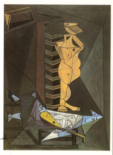 Kunstkarte Das Ständchen Postcard Art Pablo Picasso