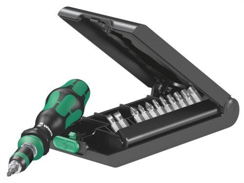 Wera WER056656 Kraftform Kompakt 50 Screwdriver Bit-Holding Set of 14