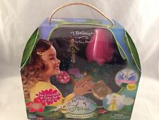 Original First Release Disney Fairies Tinker Bell Flying Fairy Doll Playset NIB