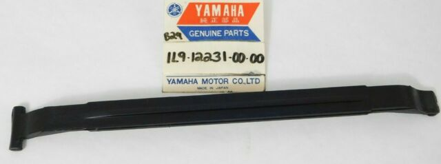 1 NOS Genuine Yamaha XS 360 400 Timing Chain Stopper Guide 1 OEM 1L9-12231-00
