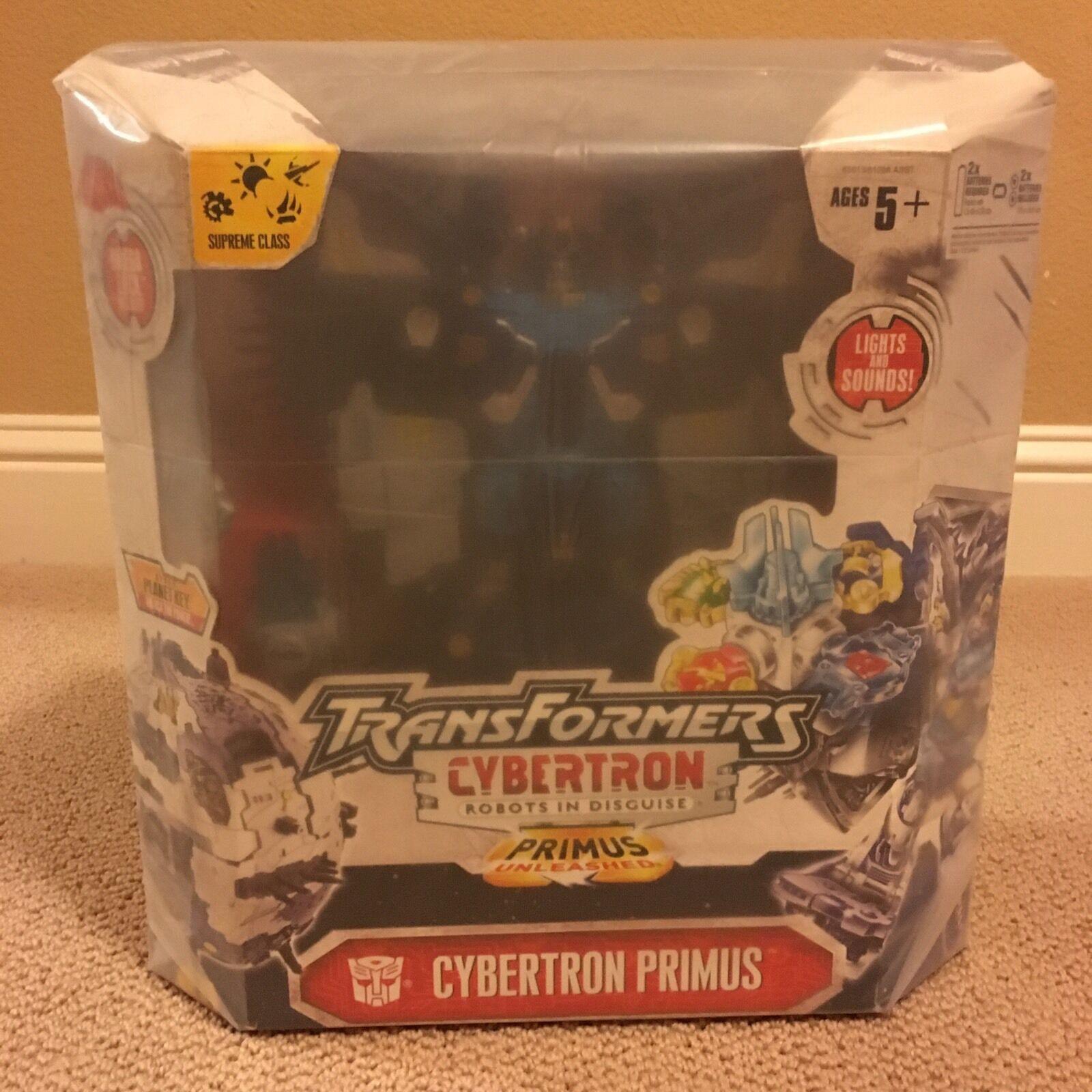 Transformers Cybertron Primus - Brand New