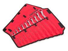 Tekton 45 Degree Offset Box End Wrench Set 11 Piece 6 32 Mm Pouch Wbe24411