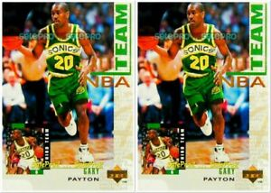 2x-UPPER-DECK-1994-GARY-PAYTON-NBA-SEATTLE-SUPERSONICS-SUPERSTAR-MINT-25-LOT